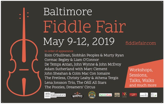 John Sheahan & Colm at Fiddle Fest May 11