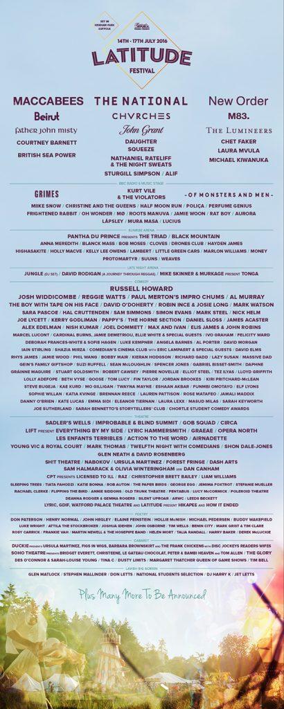 latitude-festival-2016-line-up